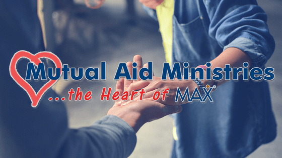 MAX Staff Love Mutual Aid Ministries
