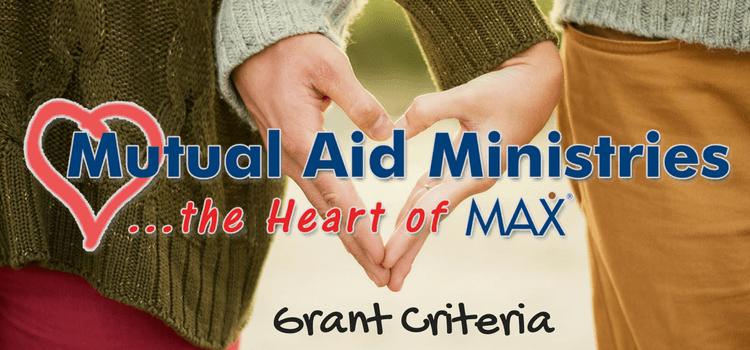 Individual Grant Criteria