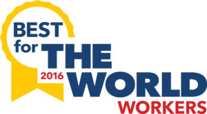 Best for the World Workers Logo