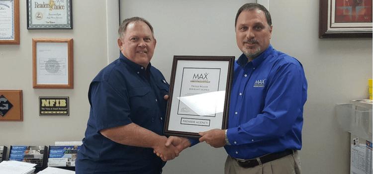 Troyer-Weaver Insurance of Pryor Wins Top Honors