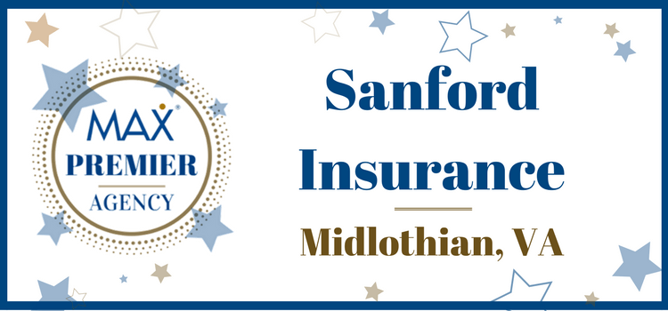 Sanford Insurance of Midlothian Wins Top Honors
