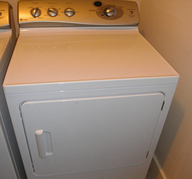 Appliance Breakdown:  Clothing Dryer Units