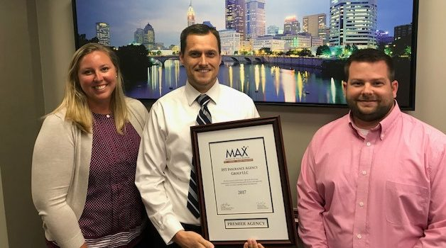 MAX premier agency award IHT agency