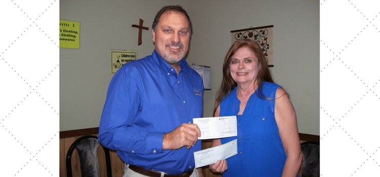 Troyer-Weaver Insurance Partners with MAX Insurance in Donation to Pryor Ministries Center