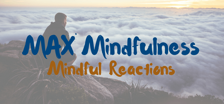 MAX Mindfulness: Mindful Reactions