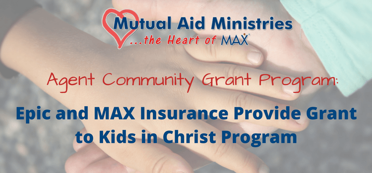 EPIC and Mutual Aid Ministries Grant Header