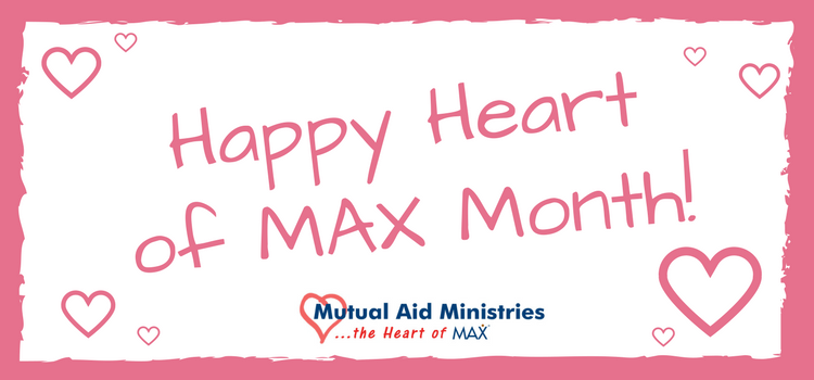 Heart of MAX Month