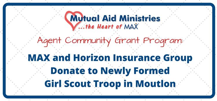 Horizon Insurance MAM Grant Header