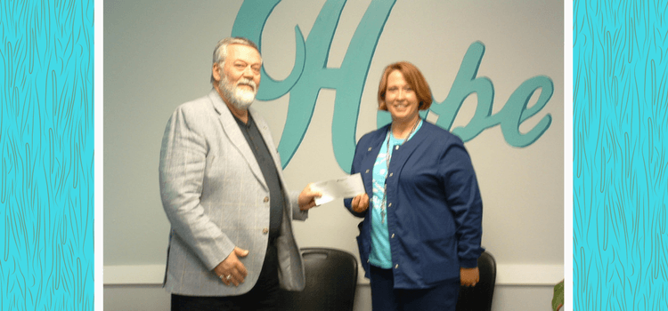 Hope Resource Center Receives Grant from Goodman Insurance Services and MAX