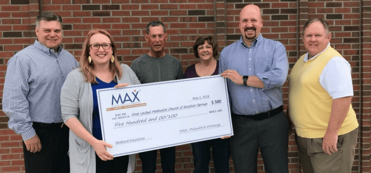 Mighty Diapers Program at Area Churches Receives Grant from Midland Insurance and MAX Insurance