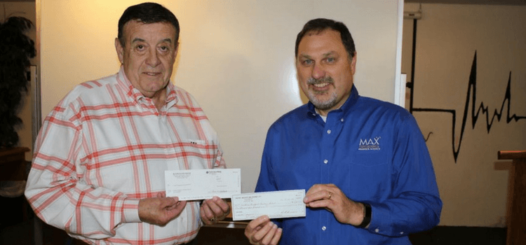 Troyer-Weaver and MAX Insurance Provide Grants to William Bradford Christian School