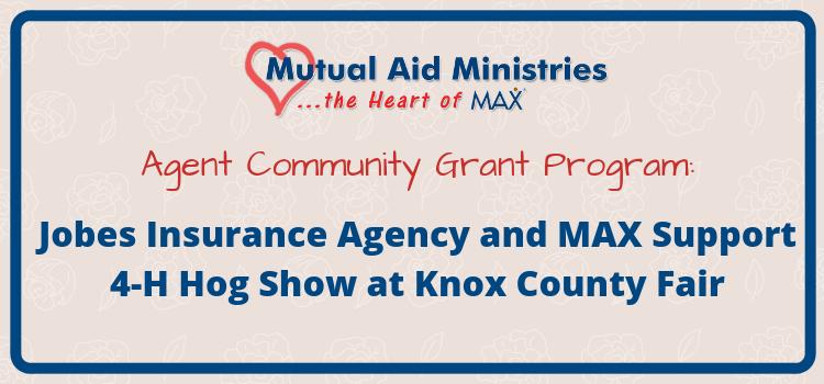 Mutual Aid Ministries grant header