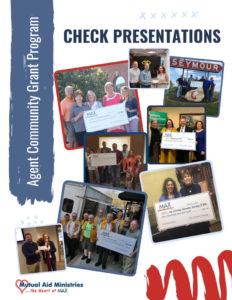 Check Presentation Photos