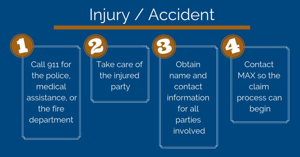 Injury Accident Graphic