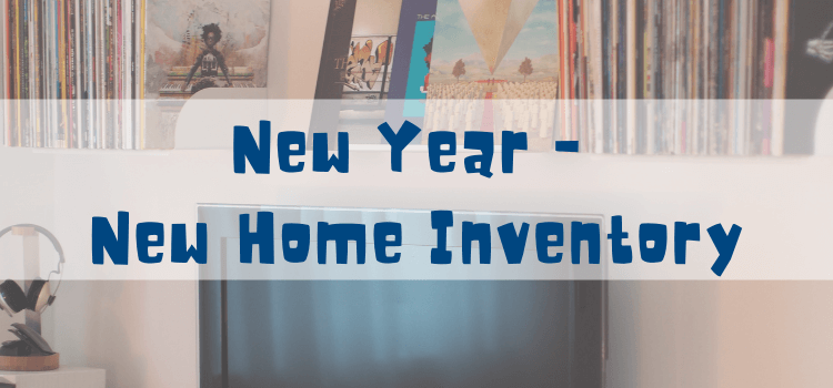 New Year New Home Inventory Header