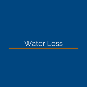 Water Loss Icon