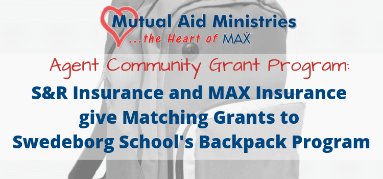 S&R Insurance Agent Community Grant