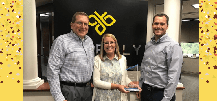 Firefly Agency receives MAX Community Service Award