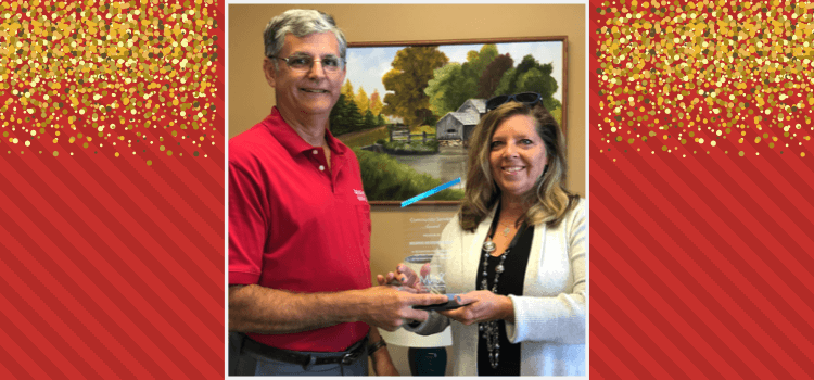 Mesaros MAX Community Service Award