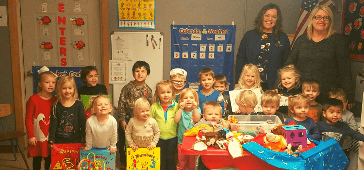 Bright Beginnings Learning Center Mutual Aid Ministries Grant