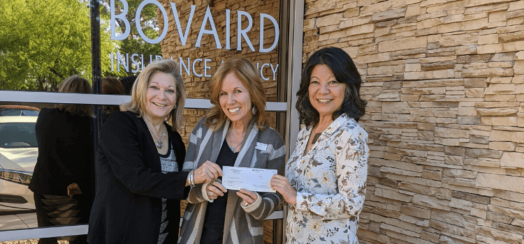 Bovaird Insurance Agency Mutual Aid Ministries Grant
