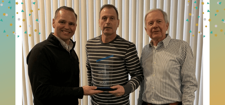 Bergen-Friesen Agency Community Service Award