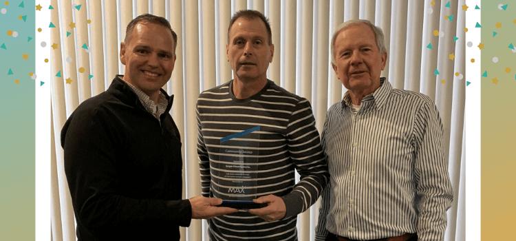 Bergen-Friesen Agency Community Service Award