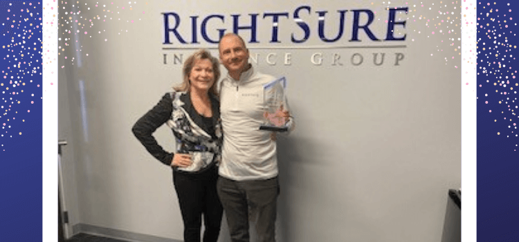 RightSure Community Service Award