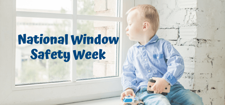 national window safety week