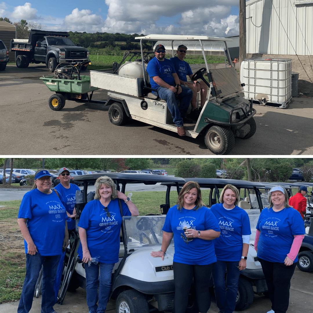 Power Wash and Golf Tournament